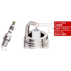 NGKプレミアムRXプラグ LKR7ARX-P 1本 (20本まで購入可 送料378円 代引不可)|partsking|02