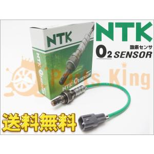 NTK製 O2センサー/オキシジェンセンサー [ 品番:OZA637-EJ1 ] モコ MG22S エンジン型式:K6A(DOHCターボ)|partsking