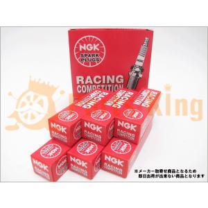 NGK レーシングプラグ R0045Q-10 6本セット メーカー取寄せ 代引不可 partsking