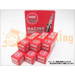 メーカー取寄せ NGK レーシングプラグ R0373A-10 6本セット partsking