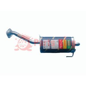 マフラー キューブ Z12(1.5 2WD) 純正同等 013-27|partsking
