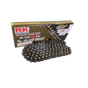 RKチェ−ン BL520R-XW-110 ブラック 520-110|partsline24