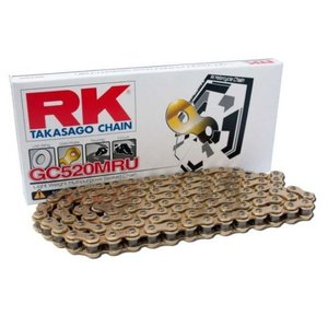 RKチェ−ン GC520MRU-110 YZF-R25 MT-25 YZF-R3 MT-03|partsline24