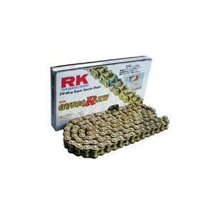 RKチェ−ン GV530R-XW120 ゴールド 530-120|partsline24