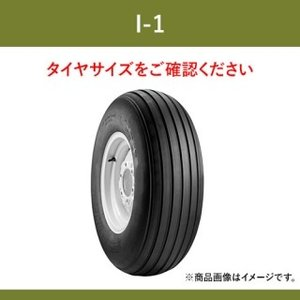 BKT トラクター 農業用・農耕用 バイアス/インプルメントタイヤ(チューブレスタイプ) I-1 21.5L-16.1SL PR14 2本セット パーツマン partsman