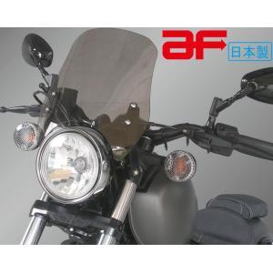 旭風防 YAMAHA BOLT用 メーターバーザー (CZ-03)|partsonline