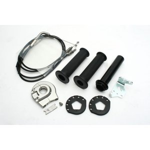YAMAHA YZF-R25 / R3 ACTIVE製スロットルキット  EVO2  巻取φ50/52 1065309 / 10|partsonline