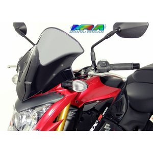 SUZUKI GSX-S1000 MRA ツーリングスクリーン(スモーク)(MT456S)|partsonline