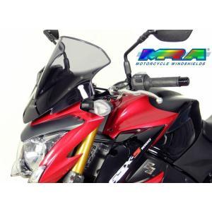 SUZUKI GSX-S1000 MRA レーシングスクリーン(スモーク)(MR456S)|partsonline