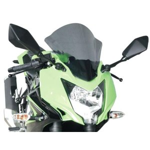 Kawasaki Ninja250SL 旭風防 スモーク・ウインドスクリーン(NJ-21) partsonline