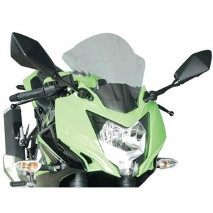 Kawasaki Ninja250SL 旭風防 クリアー・ウインドスクリーン(NJ-22) partsonline