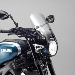 ワイズギア YAMAHA XSR900 スポーツスクリーン(Q5K-YSK-102-R01)|partsonline