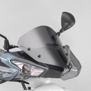 ワイズギア YAMAHA CYGNUS-X SR用メーターバイザー(9079352915)|partsonline