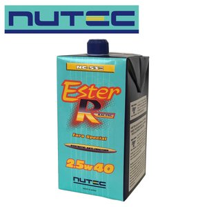 NUTEC(ニューテック) NC-53E  2.5W40 ESTER RACING Euro Special エンジンオイル|partsonline
