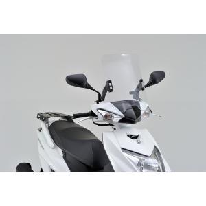 DAYTONA YAMAHA シグナスX125R('16) ウインドシールドHC/SS(95155)|partsonline