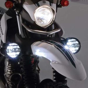 YAMAHA ワイズギア SERROW250 セロー250 PIAA製 LEDフォグライトキット  Q3PPIA021902|partsonline