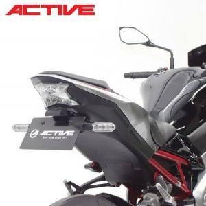 Kawasaki Z900 ACTIVE フェンダーレスキット(LEDナンバー灯付き) 115709...
