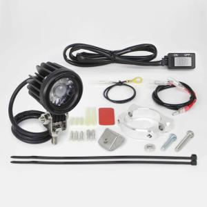 モンキー125/GROM スペシャルパーツ武川 LEDフォグランプキット(05-08-0478)|partsonline
