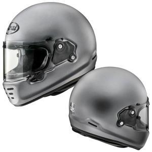 Arai RAPIDE NEO(ラパイド・ネオ)フルフェイスヘルメット PLATINUM GLAY partsonline