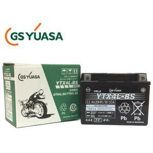 GSYUASA(GSユアサ) YTX4L-BS VRLA(制御弁式)バイク用バッテリー partsonline