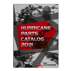 HURRICANE(ハリケーン) パーツカタログ 2017(HG9908)|partsonline