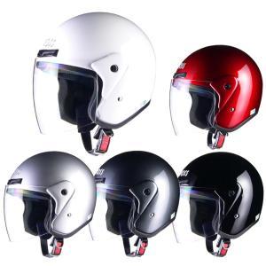 LEAD(リード工業) CROSS(クロス) CR-720 シールド付き・ジェットヘルメット|partsonline