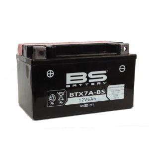 BS BATTERY BTX7A-BS VRLA(制御弁式密閉)バッテリー partsonline