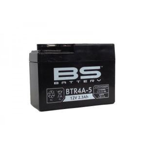 BS BATTERY BTR4A-5 VRLA(制御弁式密閉)バッテリー partsonline