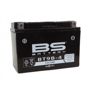 BS BATTERY BT9B-4 VRLA(制御弁式密閉)バッテリー partsonline