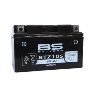 BS BATTERY BTZ10S VRLA(制御弁式密閉)バッテリー|partsonline
