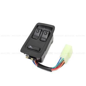 新品 RX-7 RX7 FD3S パワーウィンドウスイッチ F100-66-350C 対応 社外品|partstec