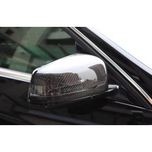 ベンツ リアルブラックカーボンドアミラーカバー サイドミラーカバー アローウインカー w176 Aクラス