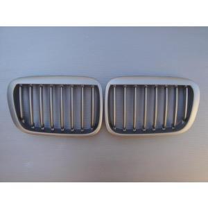 BMW ブラックグリル E46 セダン 4ドア 後期  03y〜05y M テクアルピナハーマンAC...