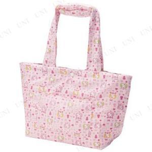 ハローキティデザインのマザートートバッグです。撥水生地なので汚れてもお手入れ簡単。おむつやミルクなど...