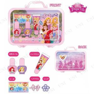 取寄品  ディズニー クリアバッグメイクセット プリンセス おもちゃ 玩具 オモチャ キッズコスメ おしゃれ遊び ファッション 変身