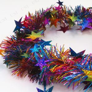取寄品  クリスマス ツリー オーナメント [3点セット] モール5インチ 270cm 演出 party-honpo