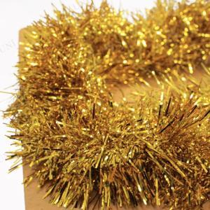 クリスマス ツリー オーナメント Patymo 200cmパーティーモール(単色/ゴールド)|party-honpo