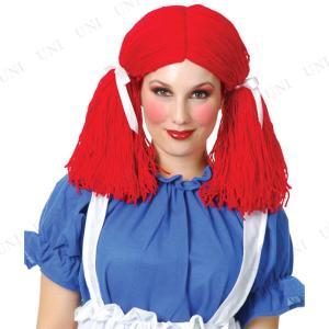 ラグドールウィッグ 人形 用 ウィッグ かつら 女性 パーテ...