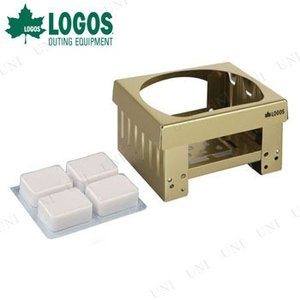 LOGOS(ロゴス) ポケットタブレットコンロセット キャンプ用品 コンロ アウトドア用品 レジャー用品 BBQ party-honpo