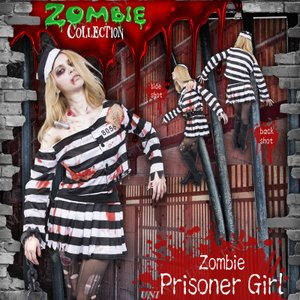 ZOMBIE COLLECTION Zombie Priso...