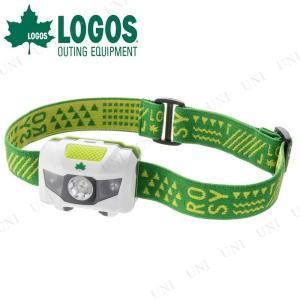 LOGOS(ロゴス) ROSY LEDヘッドライト(生活防水) 懐中電灯 キャンプ 防水 ヘッドランプ 登山 ヘッドライト party-honpo