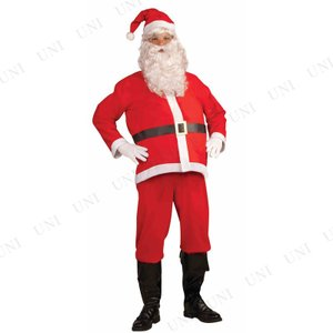 サンタ コスプレ 仮装 衣装 メンズ クリスマス 大きいサイズ サンタクロース XL|party-honpo