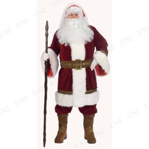 サンタ コスプレ オールドタイム フードサンタ XL 仮装 衣装 メンズ クリスマス|party-honpo