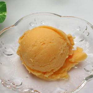業務用アイスクリーム オレンジシャーベット 4リットル...