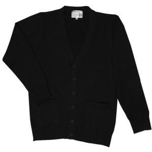 制服 スクール 「カーディガン ブラック LL」レディース 大きいサイズ なんちゃって制服|partyparadise