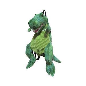 恐竜 ダイナソー 鞄 リュック 「T-REX プラッシュバックパック」 動物 アニマル バック|partyparadise
