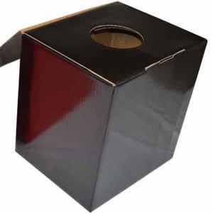 ◆組み上がり本体サイズ:  幅30×奥行24.5×高さ31.5cm ◆抽選箱の穴サイズ:直径11cm...