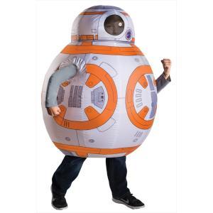 スターウォーズ衣装 「子ども用インフレータブルBB-8」 Child Inflatable BB-8 ハロウィン コスチューム コスプレ 仮装 SW partyparadise