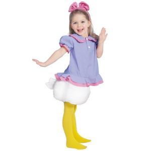ハロウィン ディズニー 衣装 「デイジーダック S」子供用 キッズ 仮装|partyparadise