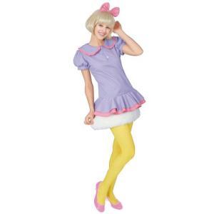 「デイジーダック」衣装 仮装 大人 ディズニー コスプレ ハロウィン|partyparadise